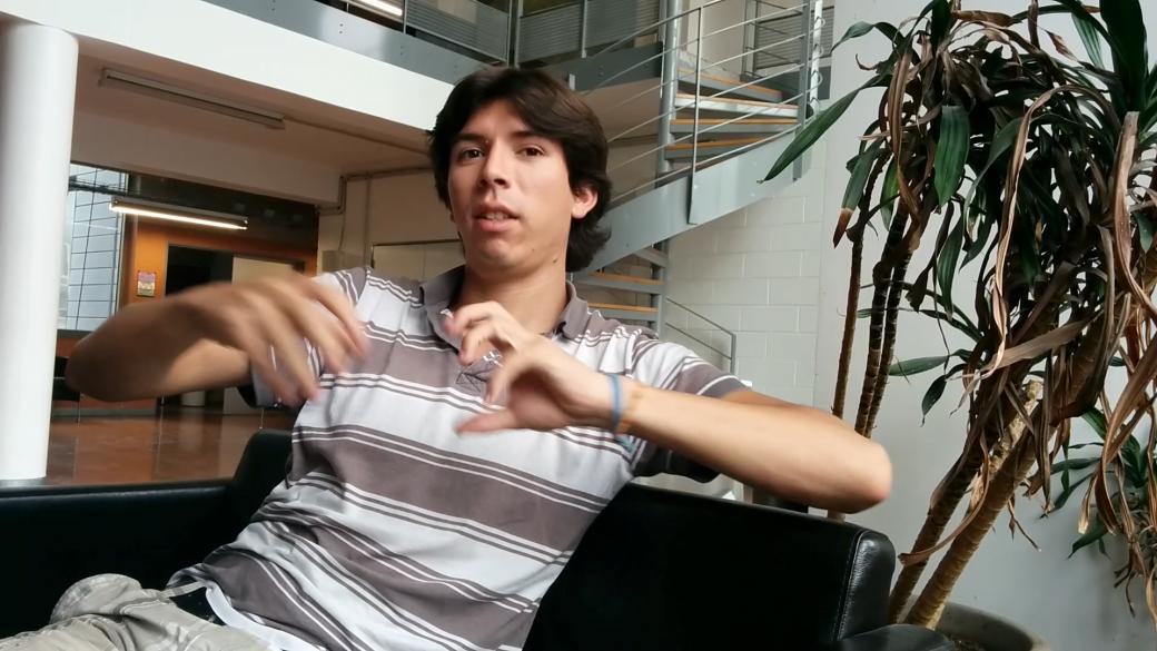 Interview Julian